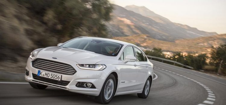 New Mondeo Estate Hybrid