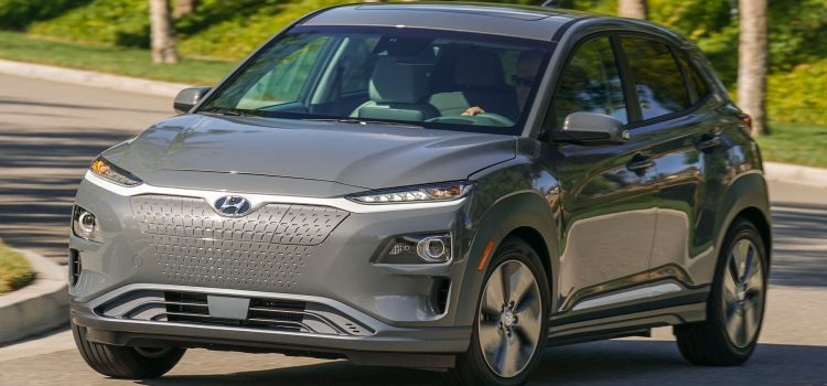 Kona Electric Tops 'Real Range' test for Zero-Emission cars