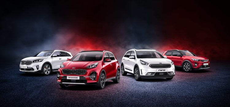 1 Million UK Cars for Kia