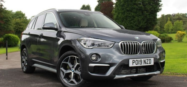 OFFICE TEST DRIVE: THE NEW BMW X1