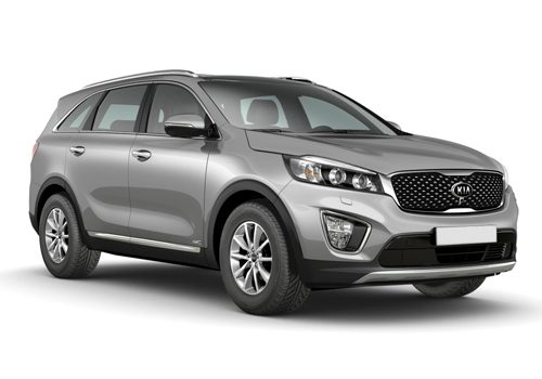 NEW KIA SORRENTO – EXTRAS TO MAKE IT A CAR FOR ALL SEASONS